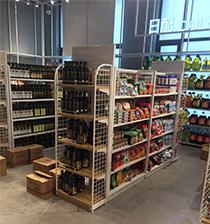 绵阳130平钢木超市