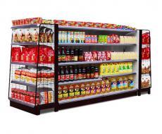 超市货架——侧网货